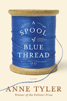 A Spool of Blue Thread by Anne Tyler.