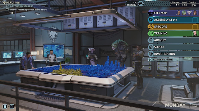 XCOM Chimera Squad PC Full