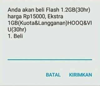 Paket Telkomsel flash Murah terbaru 2017 1,2 GB