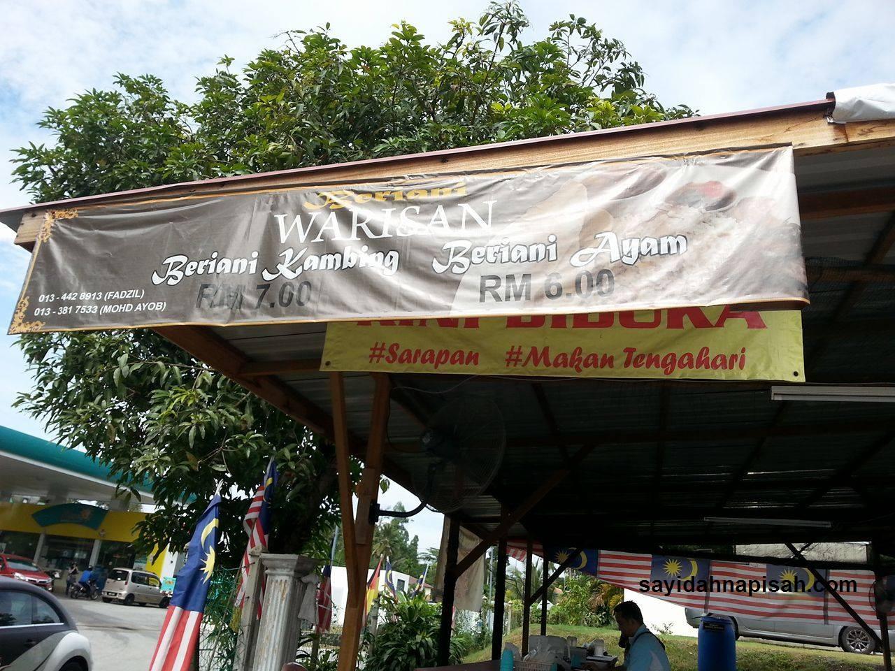 Ikan Patin Masak Tempoyak Nogori Sembilan
