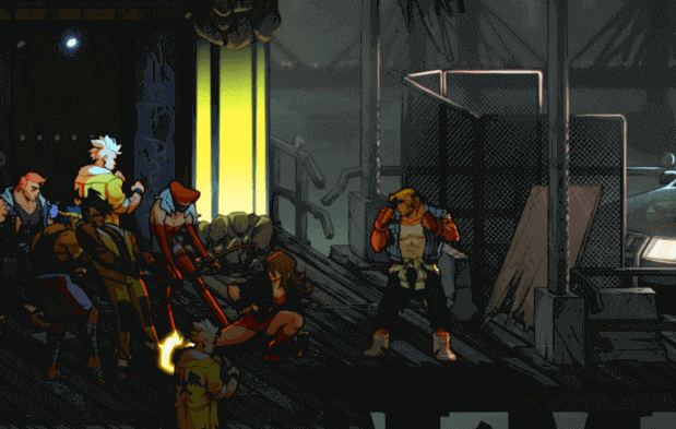 Streets Of Rage 4 New Screenshots, And Gameplay GIF/Video