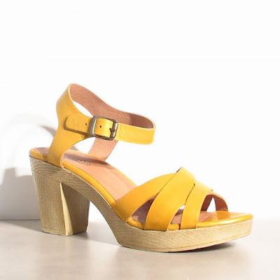 sandales Sessun Oro
