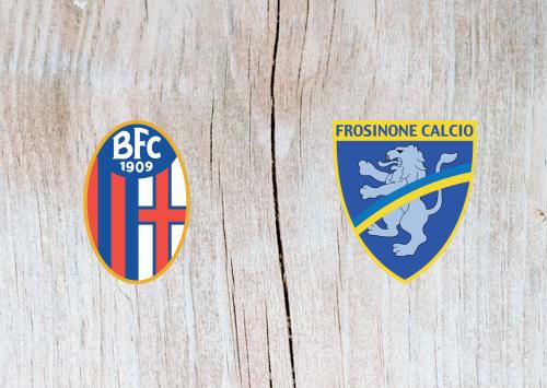 Bologna vs Frosinone - Highlights 27 January 2019