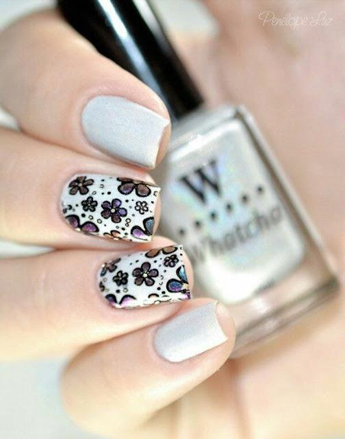 Gary nail art