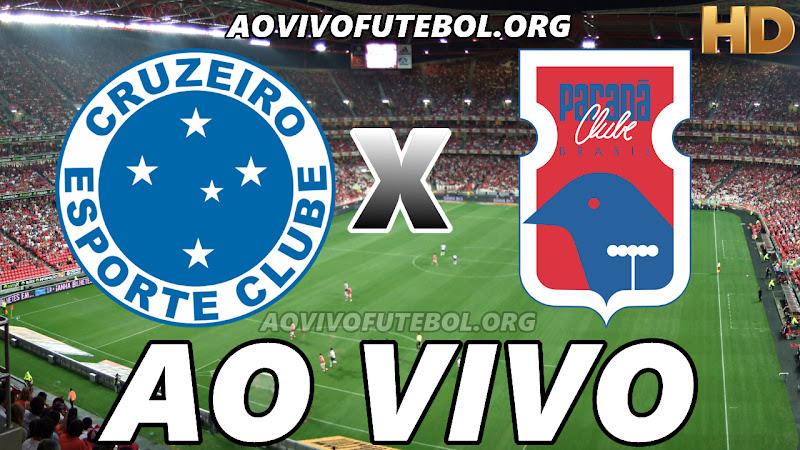 Cruzeiro x Paraná Ao Vivo HD Premiere