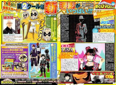 "Nuevo opening para ""Boku no Hero Academia"""