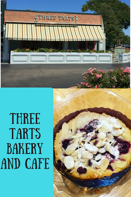 Three Tarts Bakery and Cafe in Northfield, IL