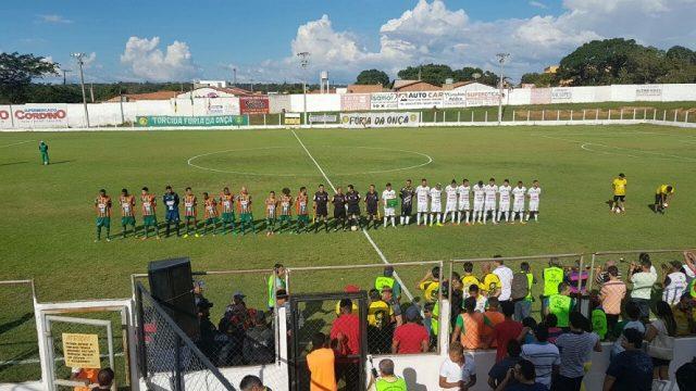 Cordino 1 x 1 Sampaio Corrêa: Decisão em campo fica no empate, mas a Bolívia Querida tem a vantagem