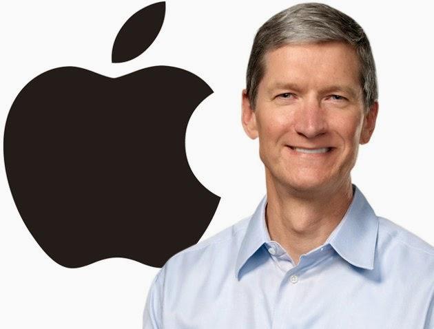 年度最佳執行長:蘋果Tim Cook抱走了