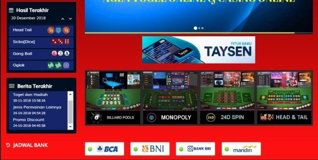Situs Togel Online paling Cepat membayar megatoto4D