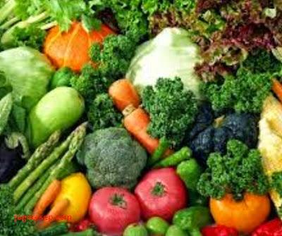 Tips Memasak Sayuran Tetap Sehat