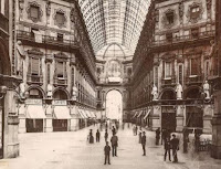 Rattin per illuminare la galleria Vittorio Emanuele