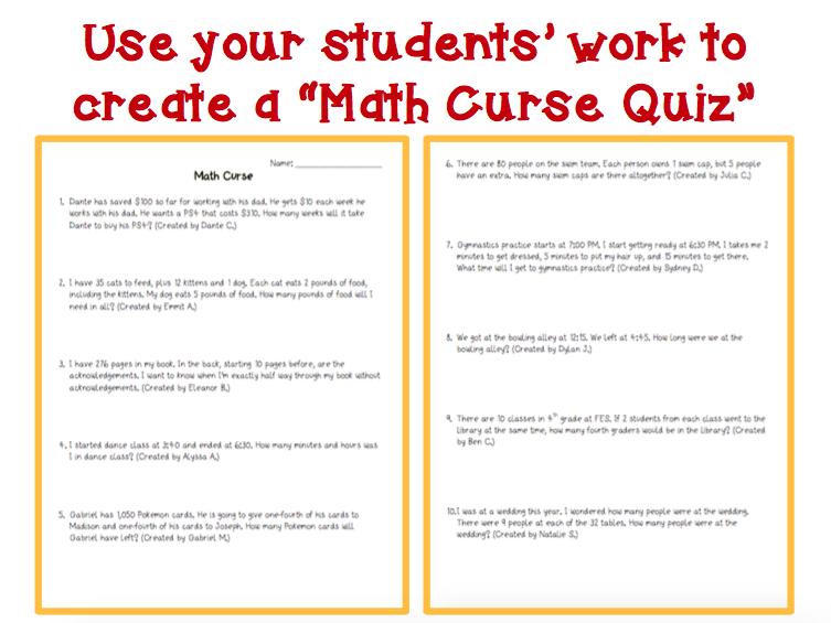 Curse Worksheets Sharebrowse – Math Curse Worksheets