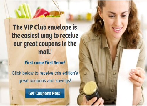Websaver VIP Mail Coupons Spring 2016