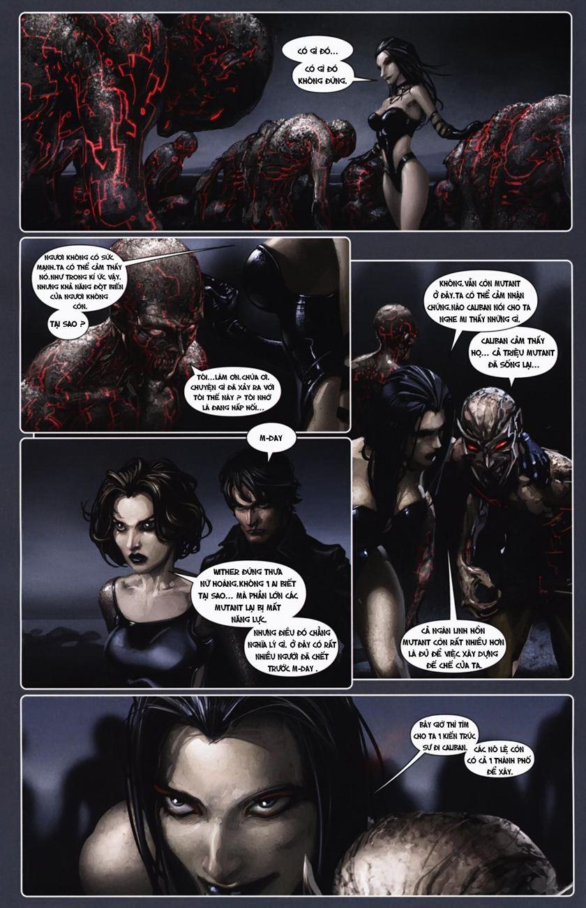 X-Men Necrosha chap 6 trang 5