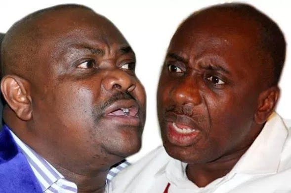 Uchendu; Amaechi Melt Down To Beg For Wike