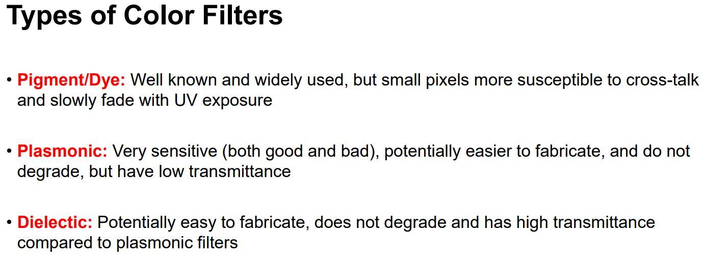 filtres - Les filtres en astronomie Synopsys%2BCFA-2