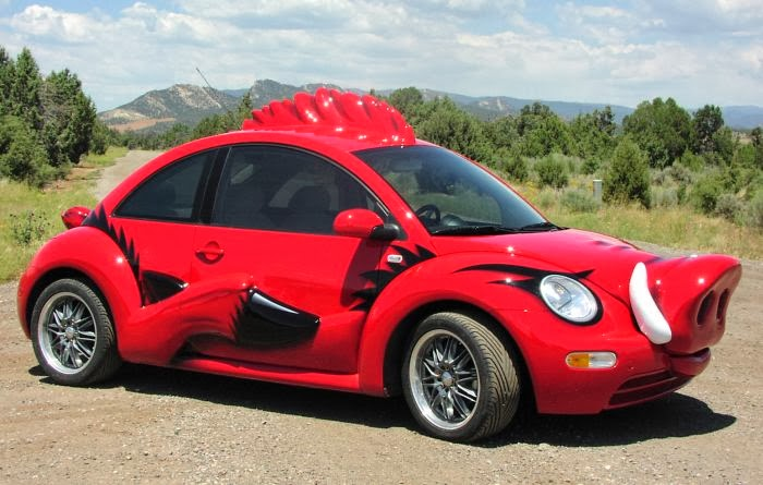 The 40 Worst Custom Cars Ever | Weird Things, Weird ...