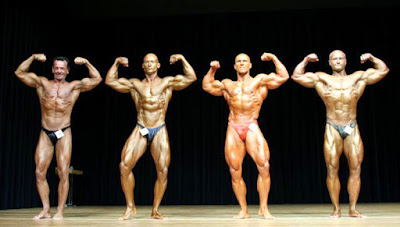Size doesn't decide who wins bodybuilding competitions.