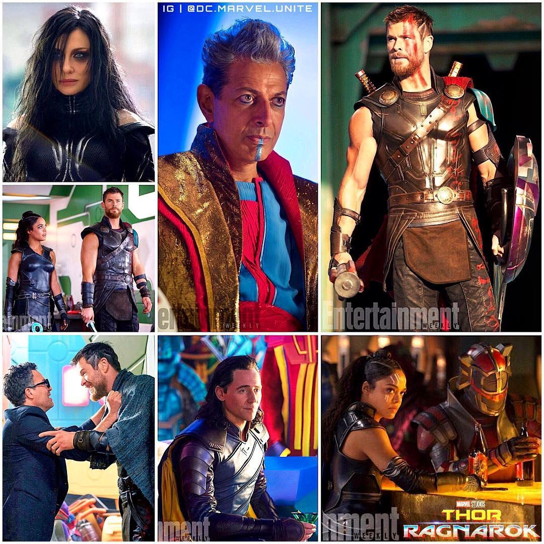 Thor - Ragnarok HD Wallpapers