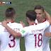 Goles - Japón 0-1 Polonia