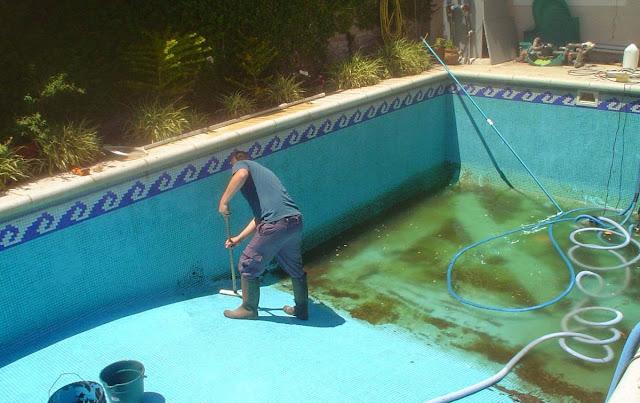 limpieza de piscinas en Elche
