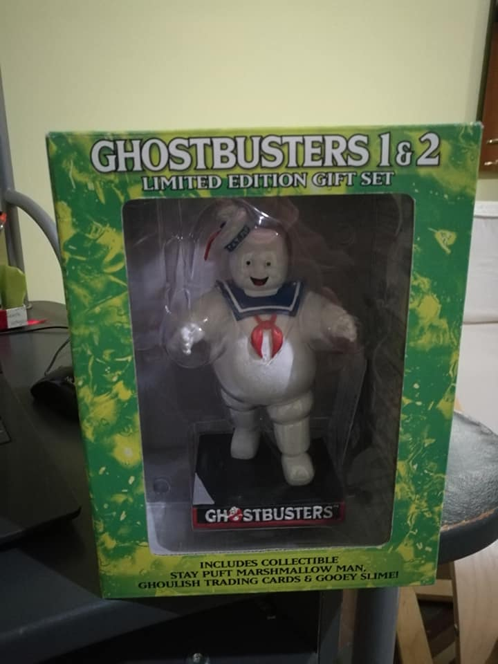 Il Mio Black Friday - Ghostbusters 1 e 2 Limited Edition Collector's Gift Set