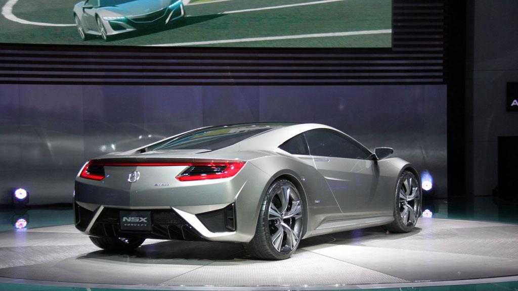 Acura NXS