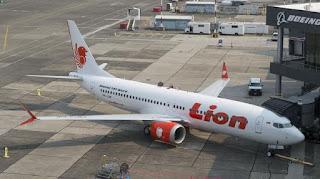 Indonesia Larang Terbang Sementara Boeing 737 Max