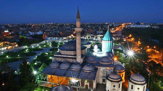 Những địa điểm không thể bỏ qua khi du lịch Thổ Nhĩ Kỳ