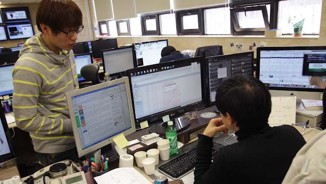 Coreia do Sul vai desligar computadores para que as pessoas não trabalhem até tarde da noite