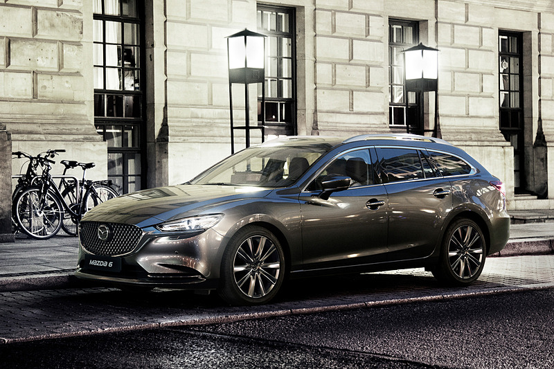 Updated Mazda6 wagon to be unveiled in Geneva
