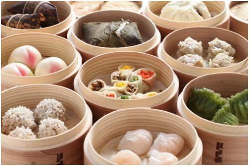 klakat - kukusan bambu untuk masakan Cina