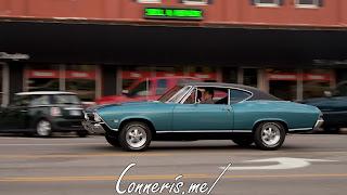 Draggin Douglas Teal Chevrolet Chevelle