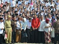 Jokowi Ingatkan Generasi Muda jangan Terbuai Ideologi Lain