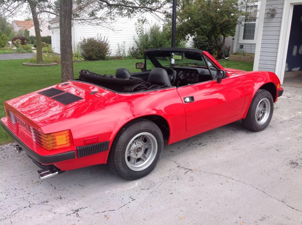 Just A Car Geek: 1984 Puma GTC