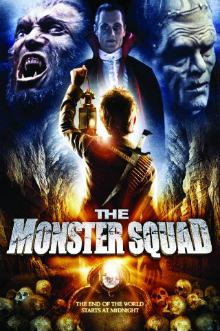The Monster Squad [1987] [DVDR] [NTSC] [Subtitulado]