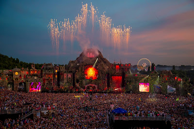 Tomorrowland 2016 Wallpapers