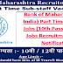 Bank of Maharashtra Recruitment 2017 Sub Staff Jobs
