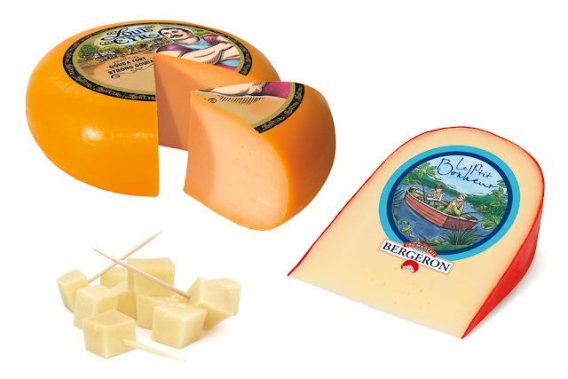 Fromagerie Bergeron fromage gouda sans lactose