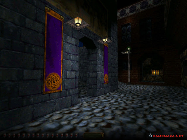 Thief The Dark Project Gameplay Screenshot 4