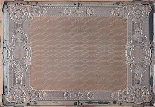 Printing plate for a share in the Actien-Brauvereins zu Plauen, 1943, Giesecke & Devrient