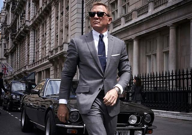Pour Bond 25, Daniel Craig passe le relai à Lashana Lynch en 007