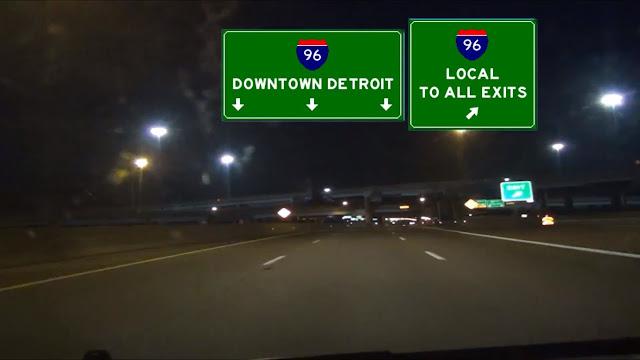 Como ir de Chicago à Detroit ou de Detroit à Chicago de carro