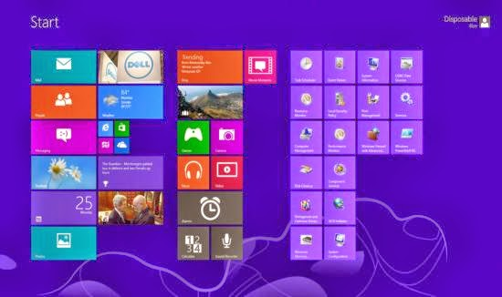 upgrade windows 8.1 din 8 aprilie