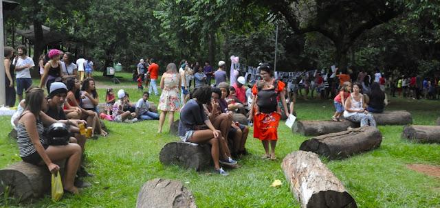 Parque do Bosque em São Sebastião se mantém como ponto de cultura