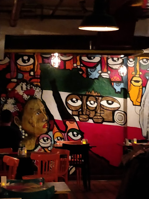Cafe Pacifico, Covent Garden, London, Restaurant Review