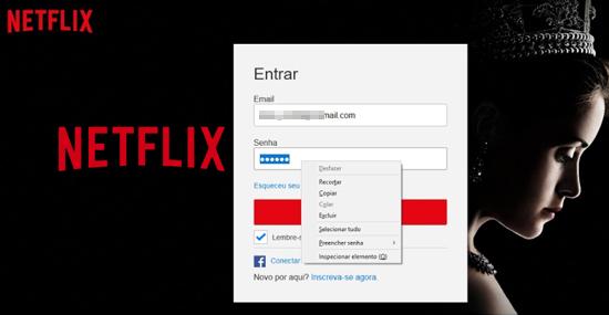 Você usa senha do Netflix de outra pessoa? Temos más notícias...