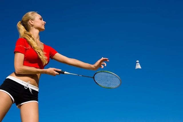 Badminton tambah tinggi badan dengan cepat