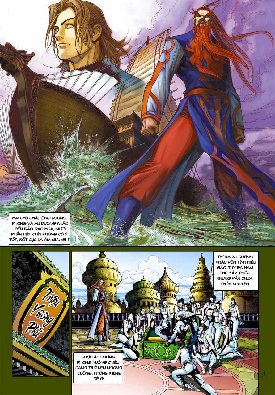 Anh Hùng Xạ Điêu anh hùng xạ đêu chap 43 trang 2